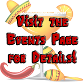 Visit the Events page fo details!